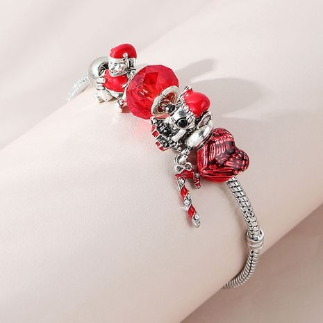 Christmas series popular all-match bracelet wholesale nihaojewelry NHPS253036's discount tags
