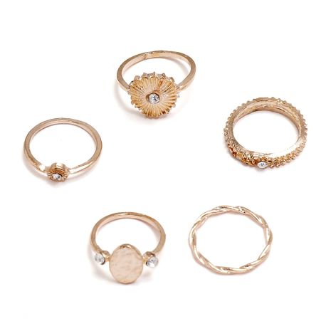 creative line ring set wholesale nihaojewelry NHPS253056's discount tags