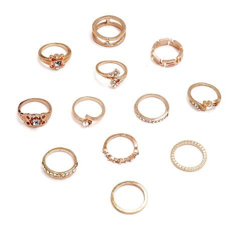 fashion creative big ring set wholesale nihaojewelry NHPS253071's discount tags
