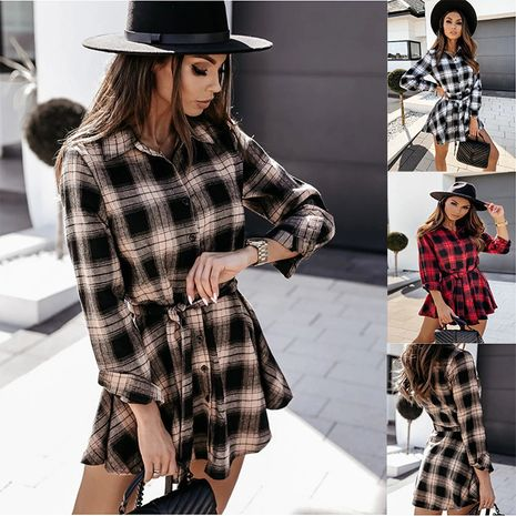 new autumn and winter fashion sexy print dress NHWA264699's discount tags