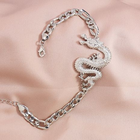 new metal dragon bracelet hot-selling wholesale nihaojewelry NHGU253570's discount tags