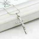 Cross Necklace Pendant womens Necklace wholesale NHDP253120