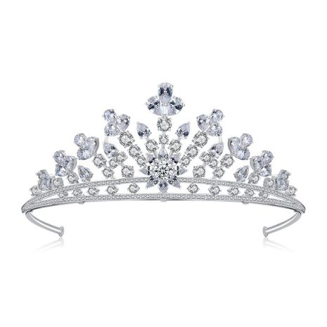 Korean fashion banquet bride crown headband  wholesale NHTM253177's discount tags
