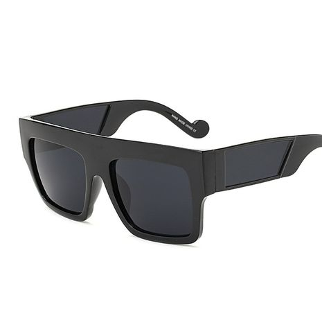 fashion side mirror reflective three-dimensional stereo sunglasses  NHFY253269's discount tags