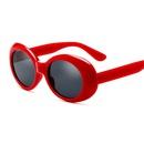 Retro oval sunglasses new fashion sunglasses wholesale NHFY253288