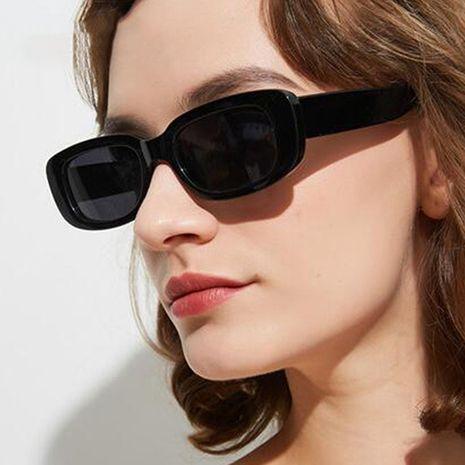 Small frame sunglasses simple square fashion punk  glasses NHKD253301's discount tags