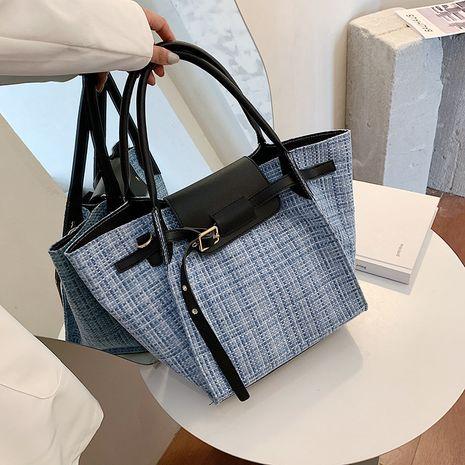 Fashion large-capacity ladies bag  shoulder bag  wholesale NHLH253702's discount tags