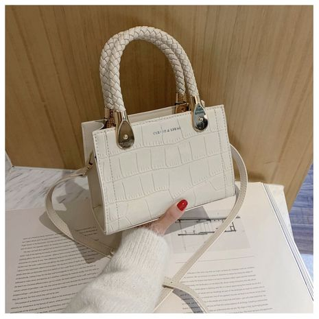 new trendy Korean wild fashion shoulder messenger small square bag NHLH253765's discount tags