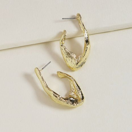summer new fashion metal simple classic alloy earrings for women NHGU253771's discount tags