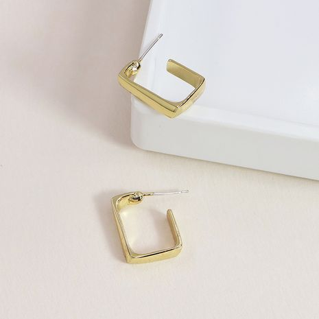 fashion new geometric simple metal hot-selling alloy earrings NHGU253775's discount tags