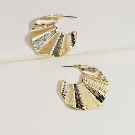 Fashion new metal hot-selling earrings for women jewelry NHGU253809's discount tags