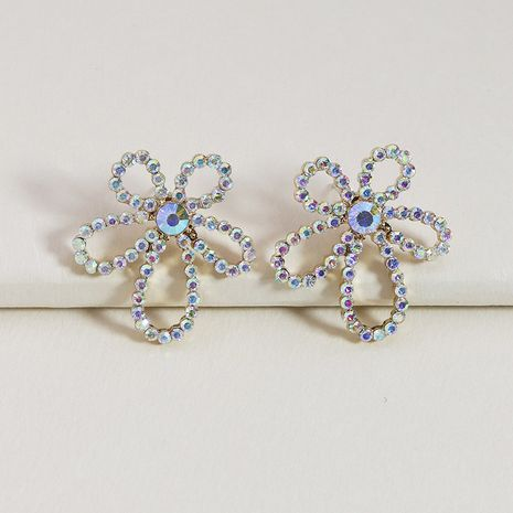new pearl flower hot-selling alloy earrings for women wholesale NHGU253833's discount tags
