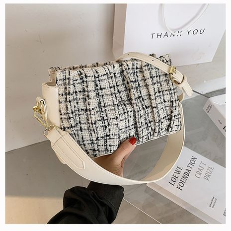 Fashion all-match chain messenger bucket bag  wholesale NHTC253901's discount tags