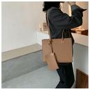 Fashion wild crocodile pattern shoulder Retro largecapacity bag  NHTC253955