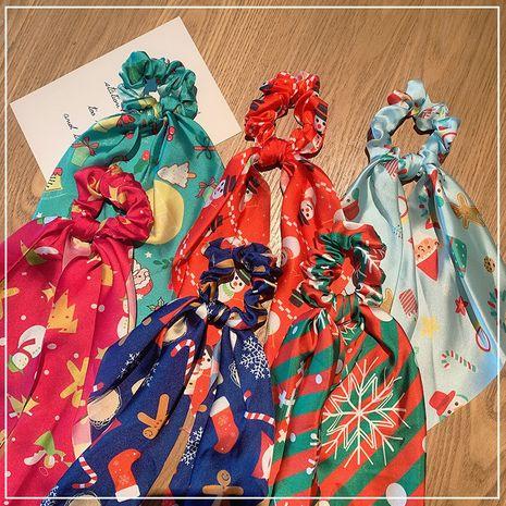 Anneau de cheveux coréen mignon vente de corde de cheveux mignons en gros NHOF254192's discount tags