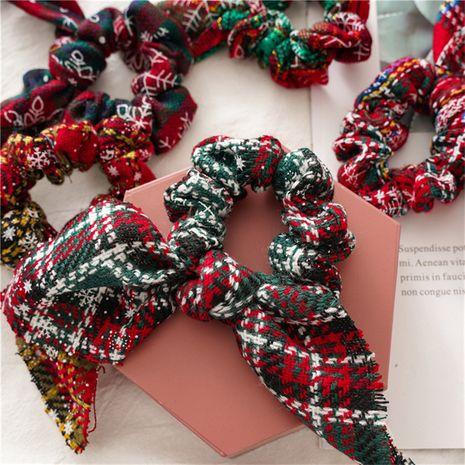 Vente chaude lapin oreille cravate dames gros intestin cercle cheveux chouchous NHDM254849's discount tags