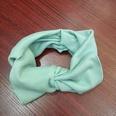 NHUX1105683-Bean-green-knitted-big-bow-headband