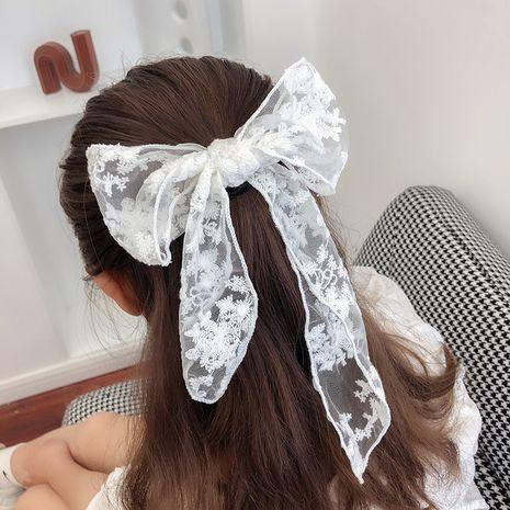 Corde à cheveux en mousseline de soie coréenne corde à tête douce en caoutchouc en gros NHCQ255180's discount tags