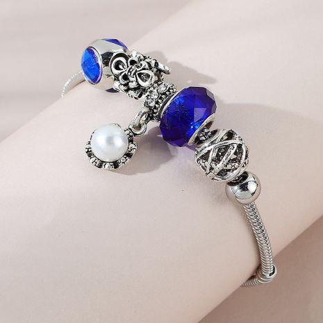 Korean retro fashion pearl alloy bracelet for women NHPS255192's discount tags