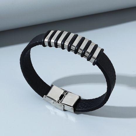 Bracelet en alliage pour homme simple et sauvage de la ligne tendance coréenne NHPS255212's discount tags