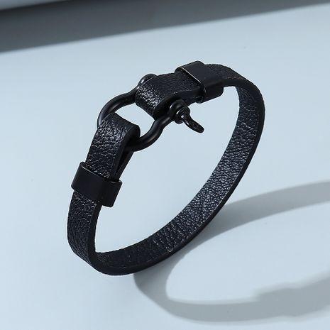 Bracelet pour hommes en alliage sauvage de mode coréenne en gros NHPS255216's discount tags