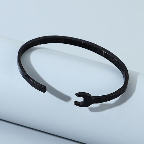mode simple nouveau bracelet pour hommes en alliage sauvage vente en gros NHPS255219's discount tags