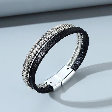 Bracelet pour homme tout-assorti de ligne de tendance de mode simple coréenne NHPS255221's discount tags