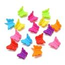 Mini trumpet butterfly hairpin girl group small butterfly hair clip headdress wholesale NHPJ255306