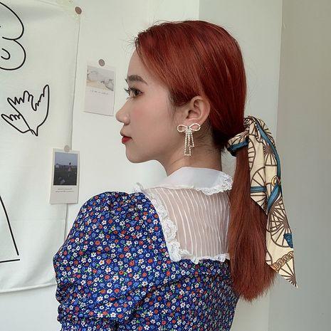 Nouveaux chouchous élégants romantiques coréens en gros NHOF255389's discount tags