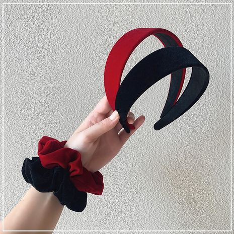 fashion new out all-match Korean simple headband  wholesale NHOF255408's discount tags