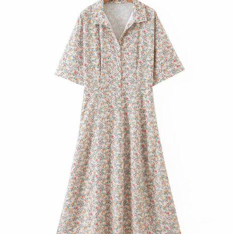wholesale vestido estampado adelgazante de moda para mujer nueva NHAM255690's discount tags