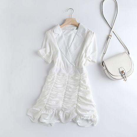 Al por mayor nuevo vestido con cordón estilo traje de otoño para mujer. NHAM255683's discount tags