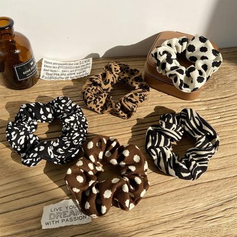 chouchous créatifs à imprimé léopard romantique rétro NHPJ306398's discount tags