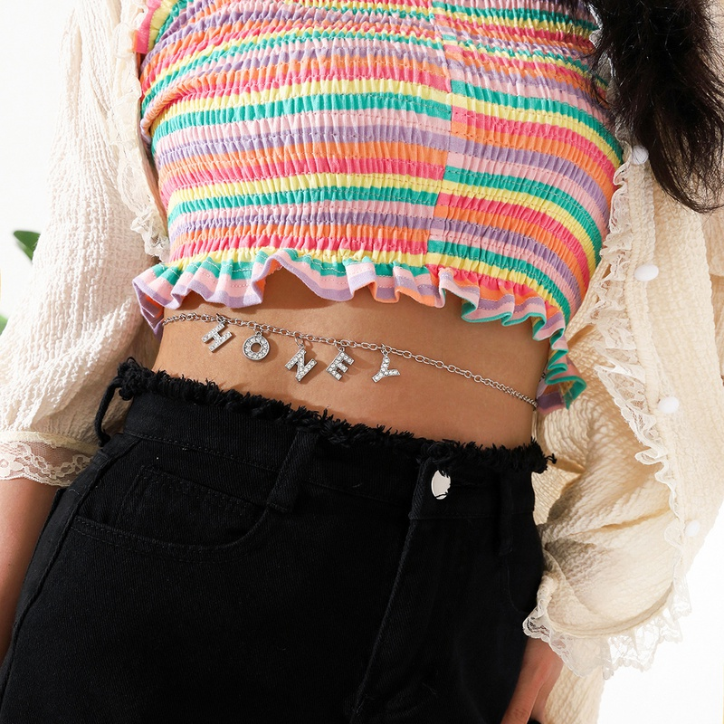 simple new chain letters Honey body chain NHPV306430