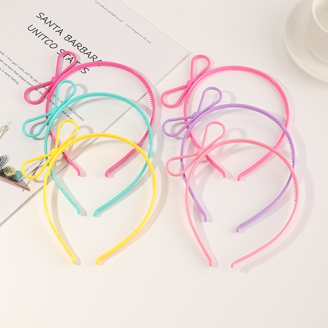 Korea neues niedliches Kinderbogen-Haarband NHNU306631's discount tags