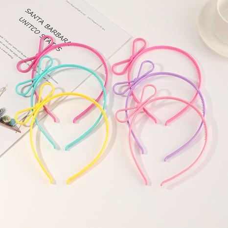 Banda para el cabello con lazo para niños lindos nuevos de Corea NHNU306631's discount tags