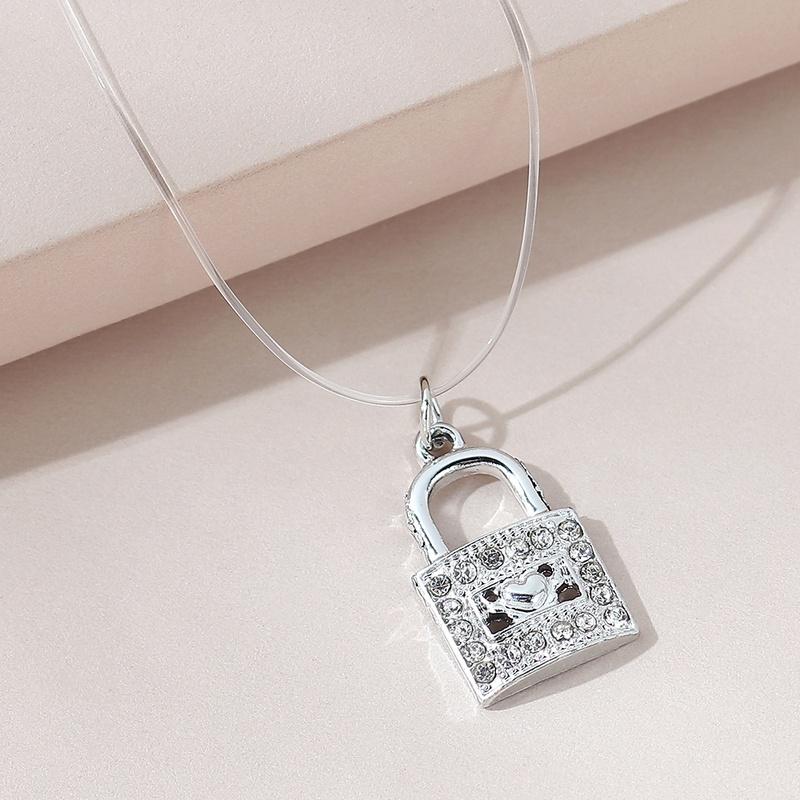 Korean creative fashion necklace NHPS306753