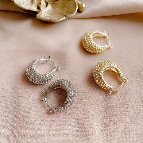 new alloy cradle shape cute retro earrings NHHI306781's discount tags