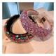 fashion baroque rhinestone headband  NHHD306831