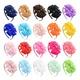 children's oblique fishtail angle bowknot hair band set NHMO306953
