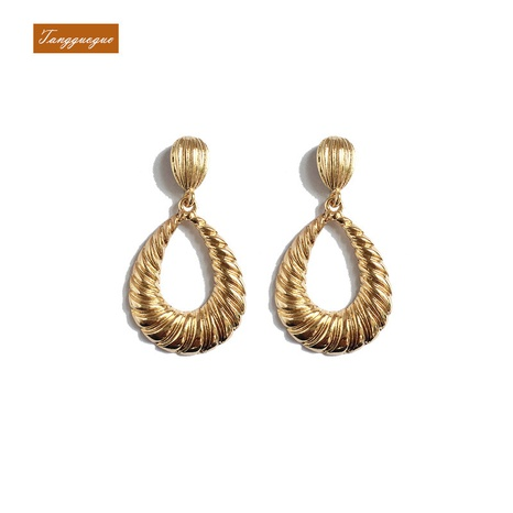 fashion water drop alloy earrings NHGU307021's discount tags