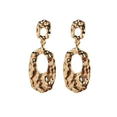 fashion drop-shaped alloy retro earrings NHGU307047's discount tags