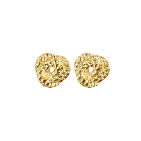 fashion alloy irregular retro earrings NHGU307067's discount tags