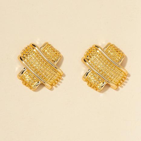 fashion metal retro earrings NHGU307080's discount tags
