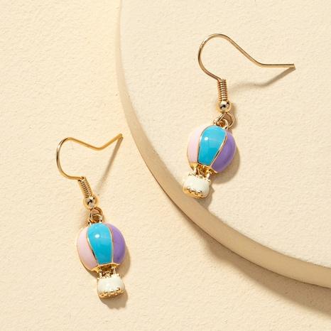 hit color fashion retro earrings NHQJ307094's discount tags