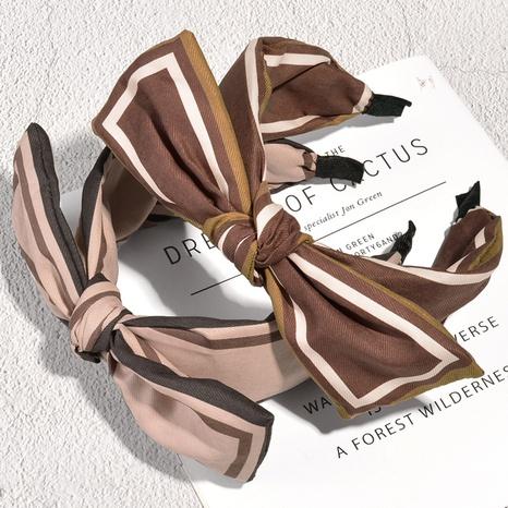 einfaches neues Haarband mit breiter Krempe NHAQ307102's discount tags