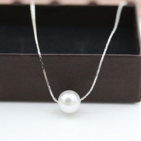collier de clavicule de perles de mode NHDP307158's discount tags