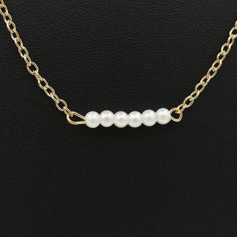 eine Reihe Perlenkette NHDP307161's discount tags