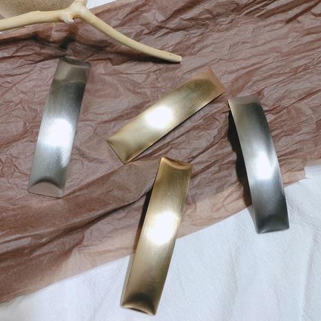 einfacher neuer Metall gebürsteter oberer Clip NHAR306919's discount tags