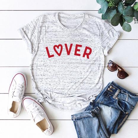 T-shirt d'amour de la Saint-Valentin NHSN307406's discount tags